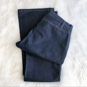 J.Crew • Dark Wash Denim